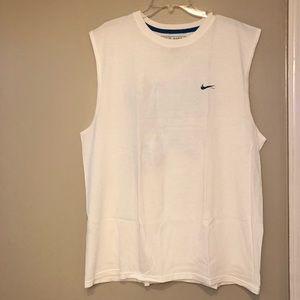 Nike men's sleeveless-graphic T-shirt plus XXL